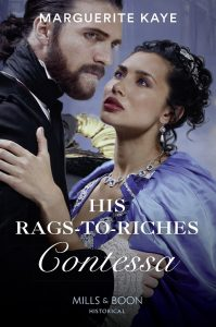 Celebrating the Release of His Rags to Riches Contessa with